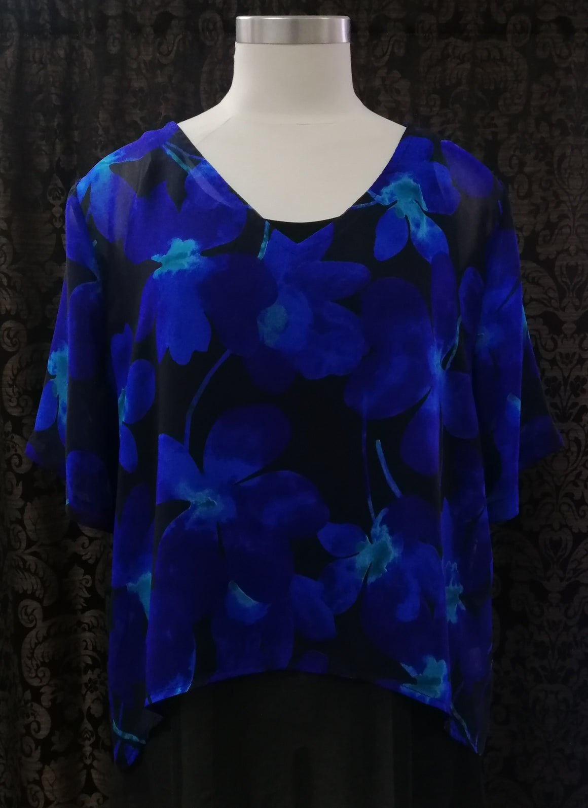 Cashews Kayla Top. C530 - Fashion Focus