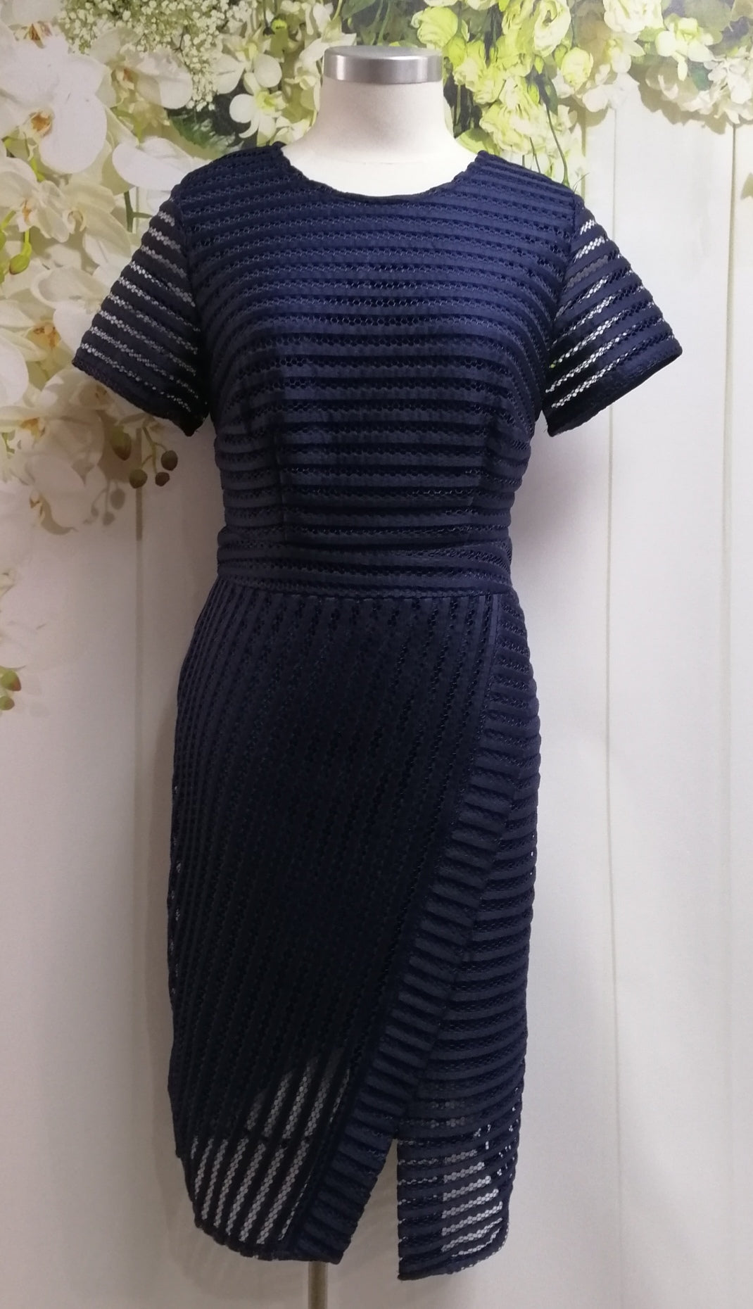 Yesadress Evening Dress - Navy - Fashion Focus