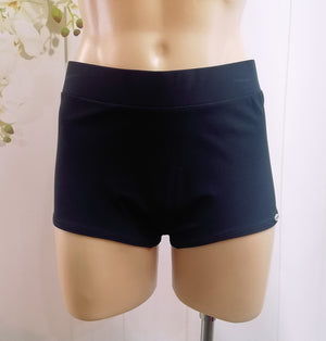 Sunflair Boyshorts Navy - Fashion Focus