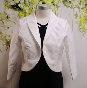 LS Collection Cropped Jacket - Fashion Focus