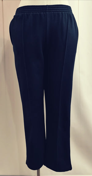 Givoni Pant - Petite Leg Navy OFC94 - Fashion Focus