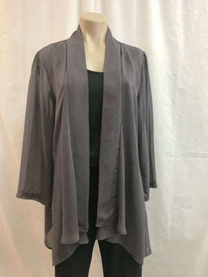 Yesadress Chiffon Cardigan - Fashion Focus