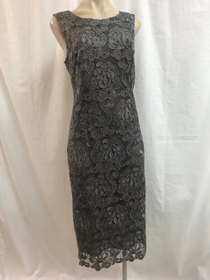 Yesadress Sleeveless Lace Dress