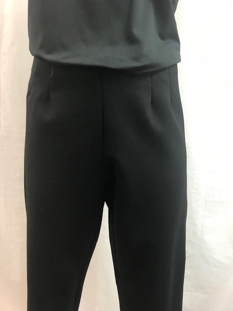 Givoni Regular Pull on Pant - Black (OCL50) - Fashion Focus
