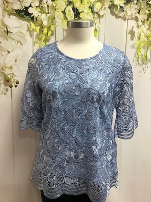 Yesadress Lace Top