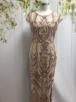 Romance Savage Beauty Maxi Dress