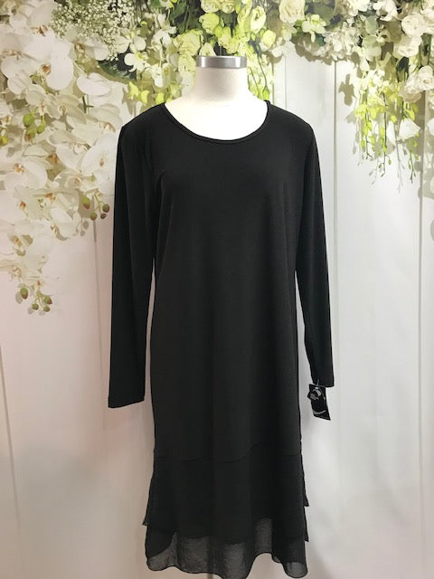 Cashews Long Sleeve Frenzy Dress