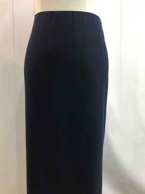 Frank Lyman Maxi Pencil Skirt - Navy - Fashion Focus
