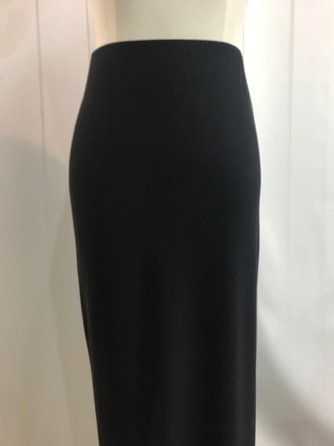 Frank Lyman Maxi Pencil Skirt - Black - Fashion Focus