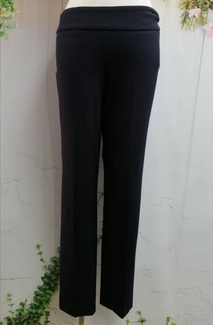 Up Tapered Pants (746) - Navy - Fashion Focus