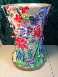 #128 A Walk in the Wild Flowers Vase