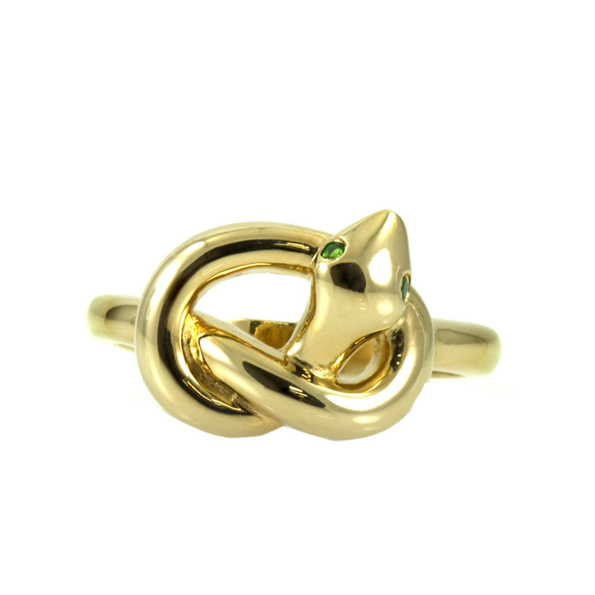 Knot Cool Snake Ring