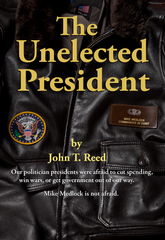 The Unelected President novel