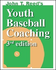 Coaching Youth Baseball 3rd edition book