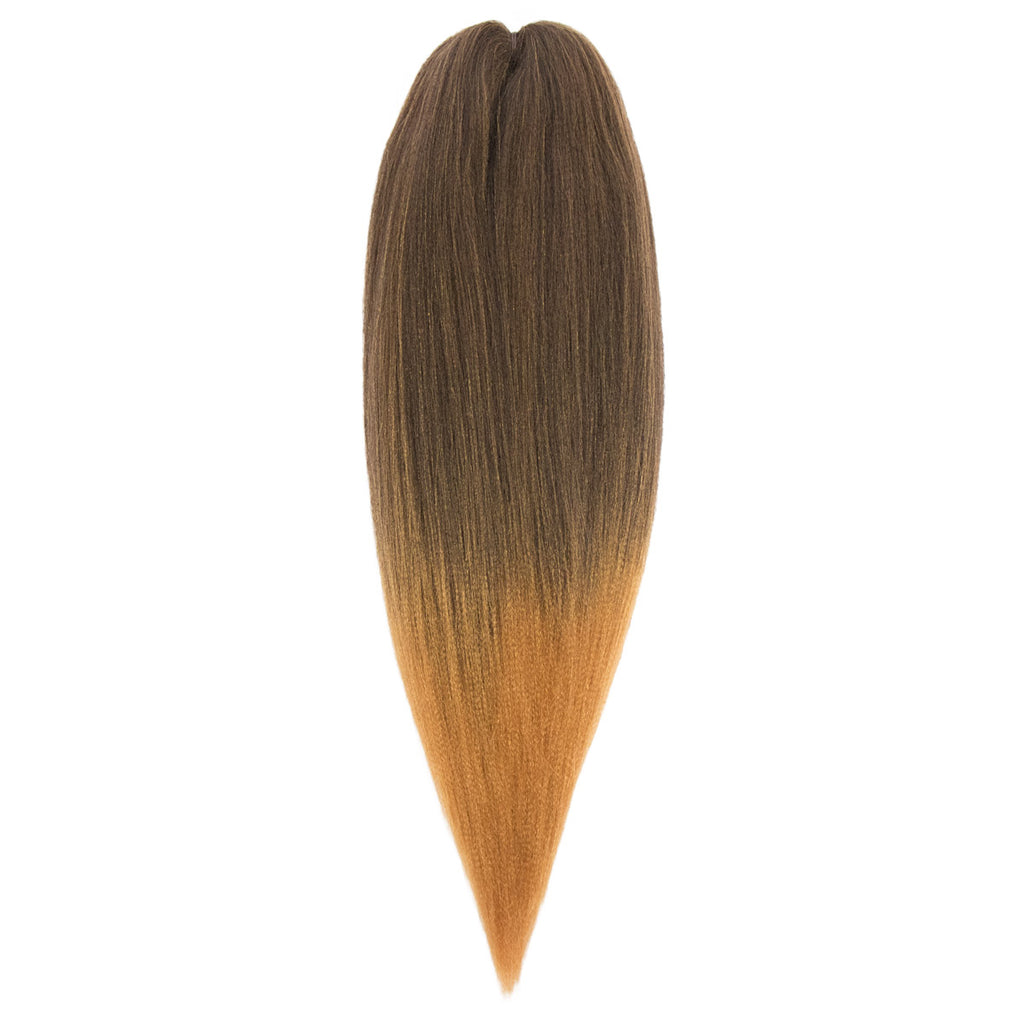 EZ BRAID T1B-27 NATURAL BLACK & HONEY BLOND OMBRE