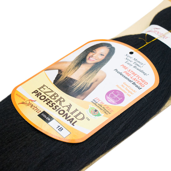 EZ BRAID 1B NATURAL BLACK