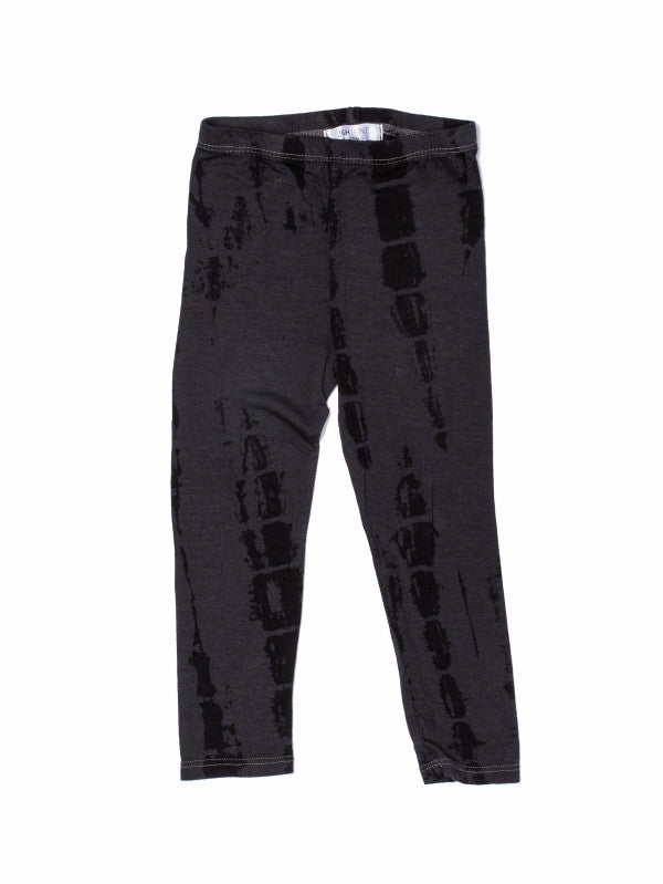 Joah Love Capri X Ray Leggings - Titanium