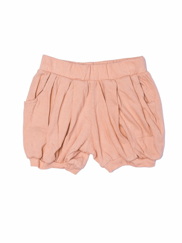 Joah Love Hattie Bubble Shorts - Blushed Pink