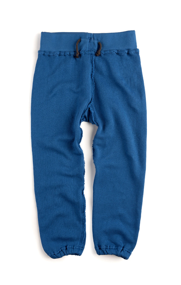 Appaman Classic Blue Gym Sweats