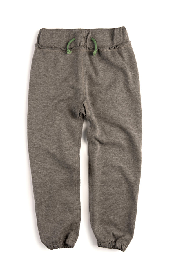 Appaman Light Grey Heather Gym Sweats