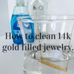 How To Clean 14k Gold Filled Jewelry