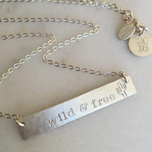 Wild and Free Necklace