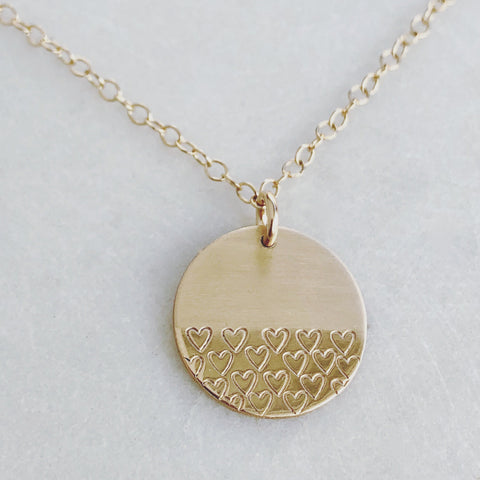 Ocean of Love Necklace
