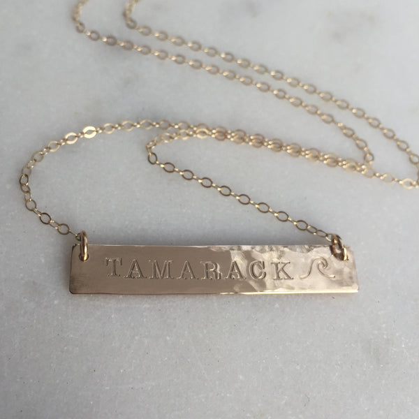 Beach Bar Necklace