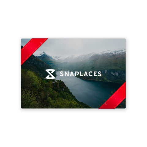 SnapLaces Gift Card
