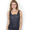 Larkspur - Ashley Reversible Camisole- Navy