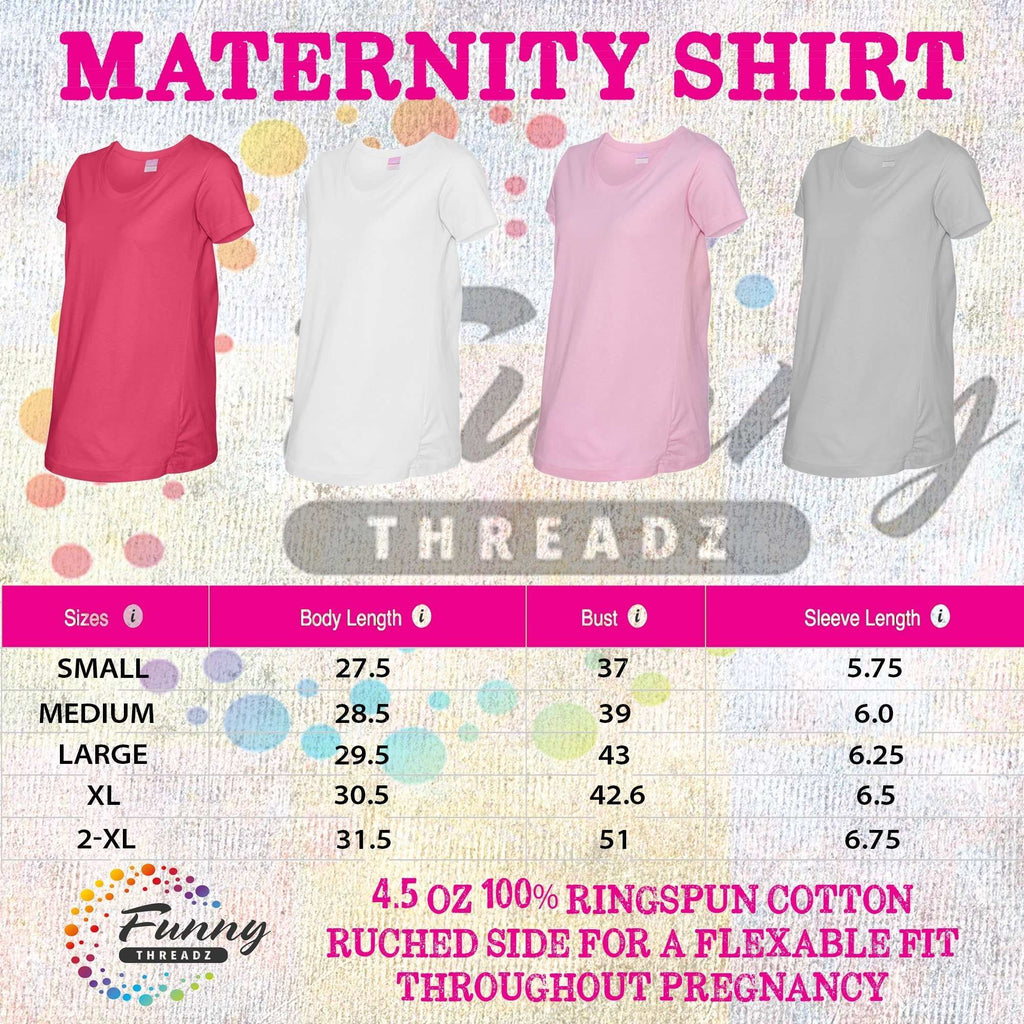 Womens Maternity TShirts - We're Hoping It's a Mermaid - Pregnancy Tee - 2234 Funny Shirt