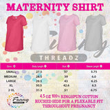 Womens Maternity TShirts - Mommy's Workout Partner - Pregnancy Tee - 2237 Funny Shirt