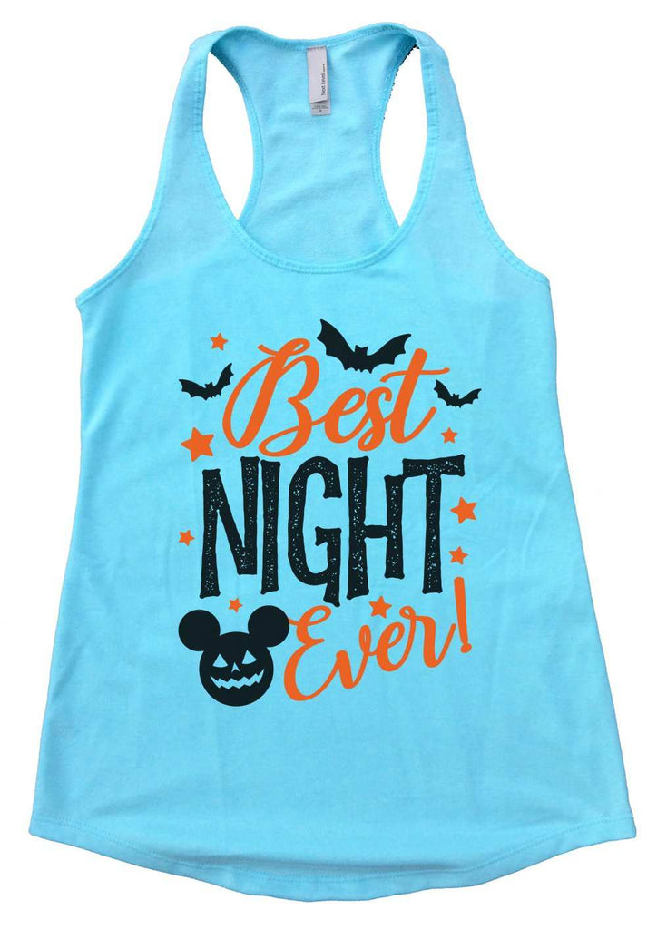 Best Night Ever Womens Workout Tank Top