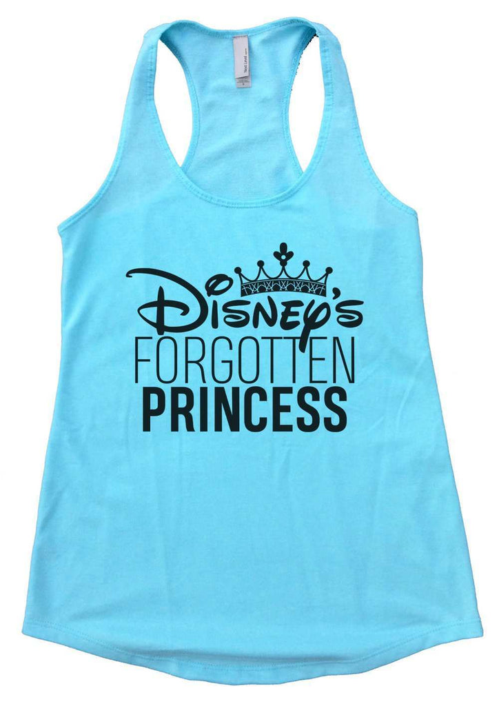 Disney's Forgotten Princess Womens Workout Tank Top