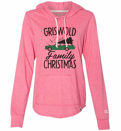 Griswold Family Christmas Gift - Womens Champion Brand ...