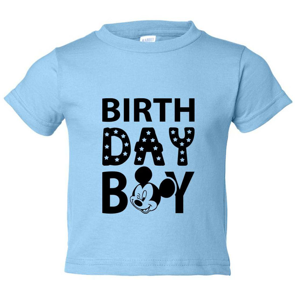 Birthday Boy Kids Toddler or Youth T-shirt Top - Game of Thrones Inspired