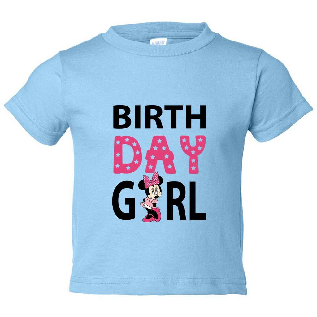 Birthday Girl Kids Toddler or Youth T-shirt Top - Game of Thrones Inspired