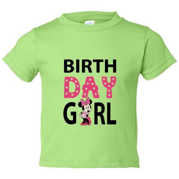 Birthday Girl Kids Toddler or Youth T-shirt Top - Game of Thrones Inspired Funny Shirt 12 Month T-Shirt / Green