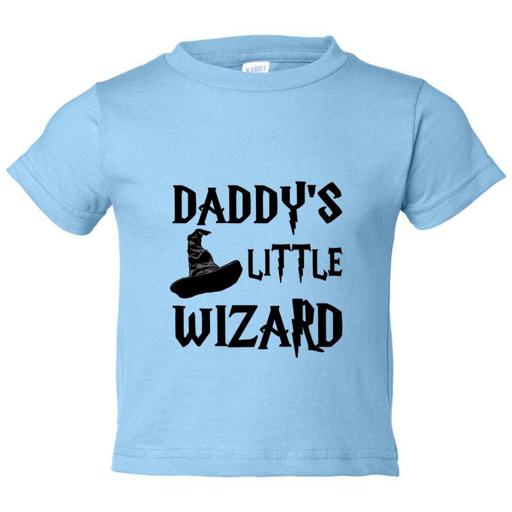 Daddy's Little Wizard Kids Toddler or Youth T-shirt Top - Game of Thrones Inspired