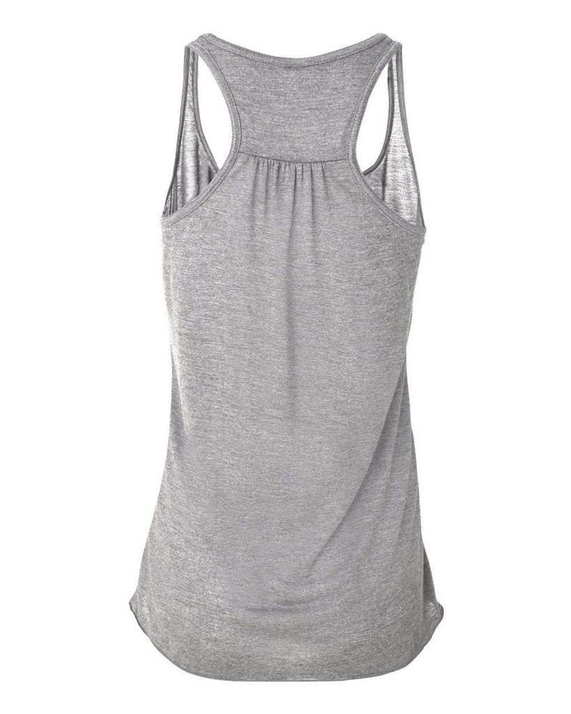 Embrace Chaos - Bella Canvas Womens Tank Top - Gathered Back & Super Soft Funny Shirt