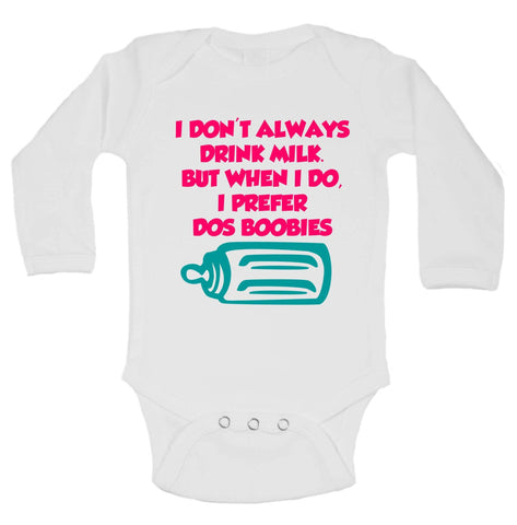 I Love Boobs And Fast Cars Funny Kids Onesie