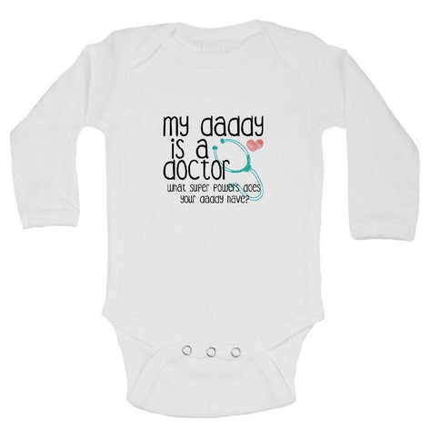 I Can Melt My Grandpa's Heart What's Your Superpower? Funny Kids Onesie