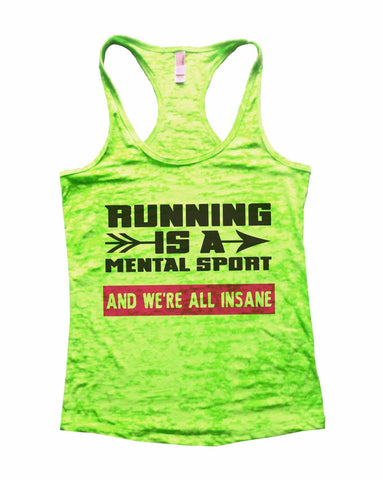 I RUN BECAUSE I REALLY LIKE MEXICAN FOOD Womens Workout Tank Top