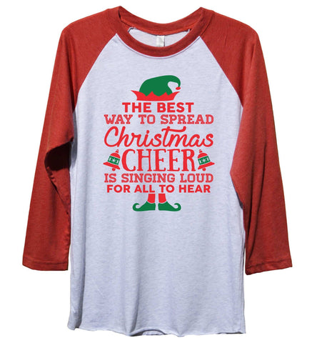 Merry Christmas Ya Filthy Animal Funny Christmas - Unisex Baseball Tee Mens And Womens