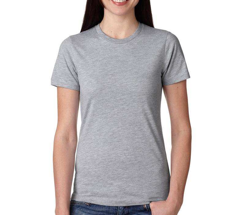 Womens Grey Tshirt Funny Shirt