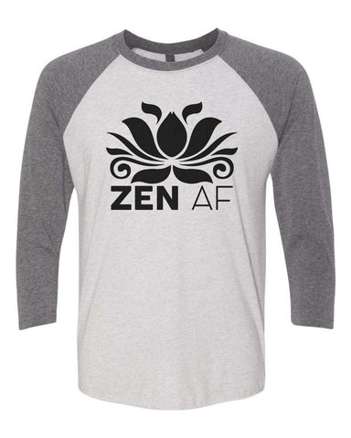 24 And Ready To Score - Raglan Baseball Tshirt- Unisex Sizing 3/4 Sleeve
