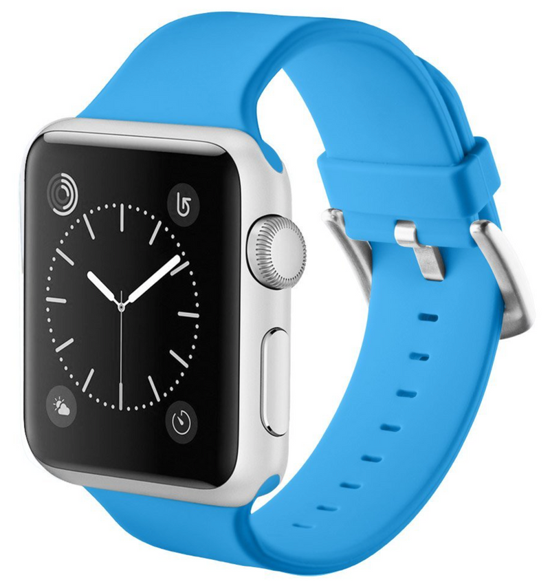 apple watch blue strap