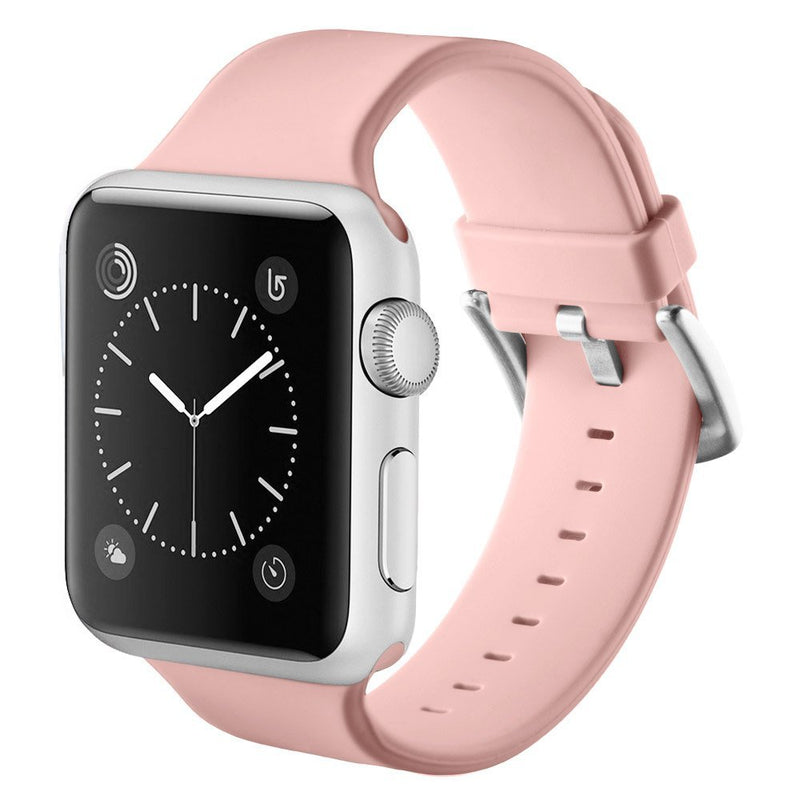 apple watch pink strap