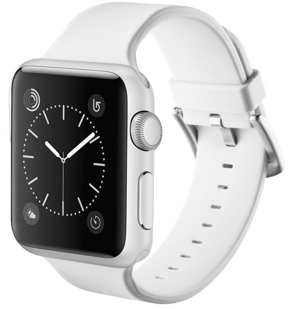 apple watch white strap