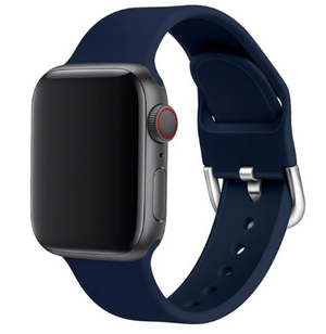 apple watch sports loop dark blue strap
